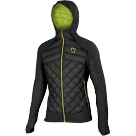 Karpos Lastei Active Plus Jacket Men, black/dark grey